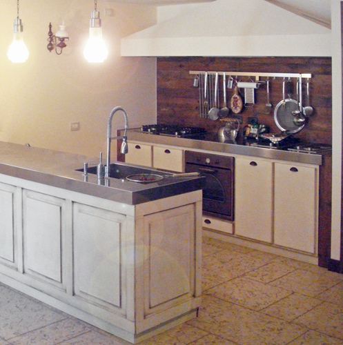 Realizzo cucina stile vintage